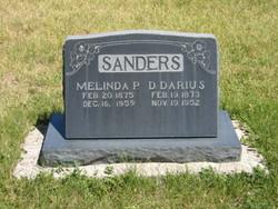 David Darius Sanders