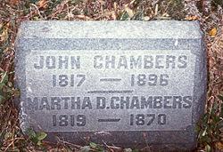 Martha <i>Dallas</i> Chambers