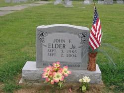 Lieut John F. Big John Elder, Jr