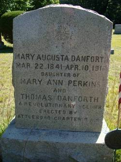 Mary Augusta Danforth