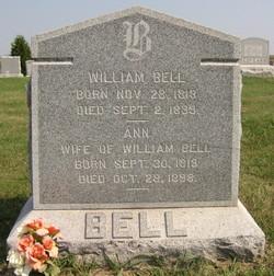 Ann <i>Thompson</i> Bell