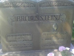 Ida <i>Gousman</i> Brownstein