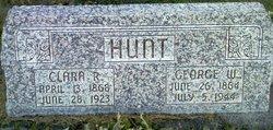 George W Hunt