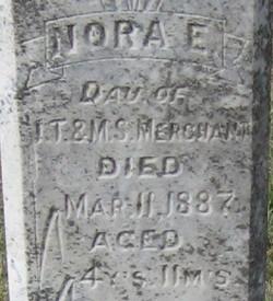 Nora E Merchant