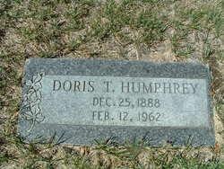 Doris T. <i>Warner</i> Humphrey