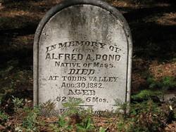 Alfred Alexander Pond