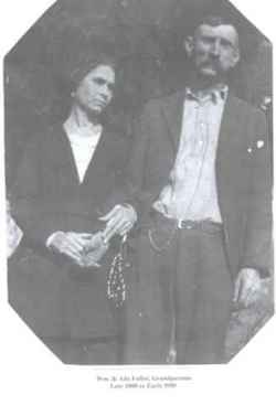Ada Bell <i>Garroutte</i> Fuller