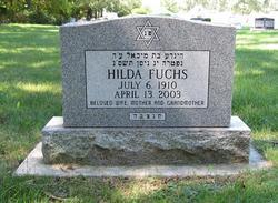 Hilda <i>Berger</i> Fuchs