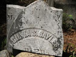 Silvia S Bayles