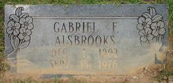 Gabriel F. Alsbrooks
