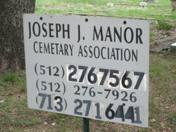 J.J. Manor Hill Cemetery