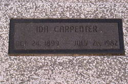 Ida <i>Piper</i> Carpenter