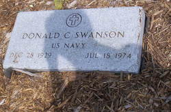 Donald Childress Swanson