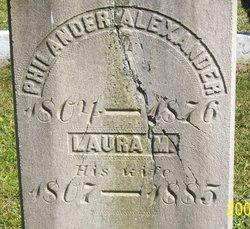 Laura M Alexander