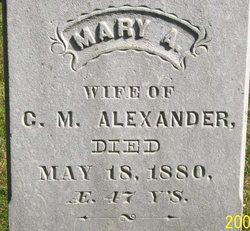 Mary a Alexander
