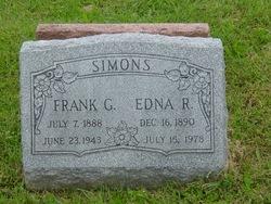 Frank G Simons