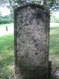 Elizabeth J. <i>Harris</i> Robertson