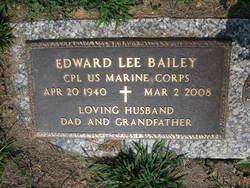 Edward Lee Bailey