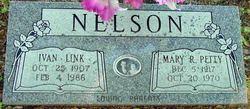 Mary Rosetta <i>Petty</i> Nelson