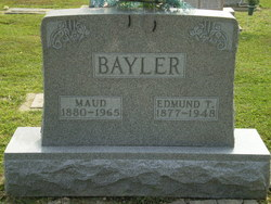 Edmond Tompson Bayler