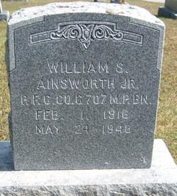 William S Ainsworth, Jr