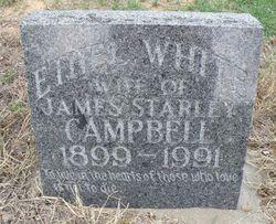 Ethel Geraldine <i>White</i> Campbell