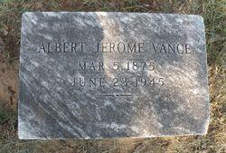 Albert Jerome Vance