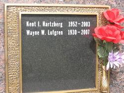 Wayne William Lofgren