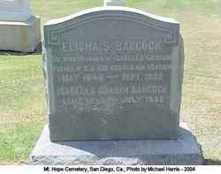 Isabella Graham Babcock