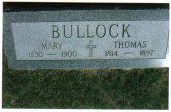 Mary M. <i>O'Bryan</i> Bullock