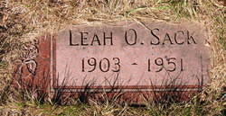 Leah O. <i>Corsin</i> Sack