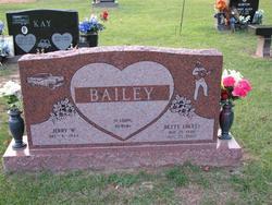 Jerry W Bailey