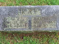 Rachel <i>Bowen</i> Ray