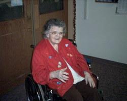 Ethel Mae <i>James</i> Dickey