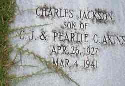 Charles Jackson Akins