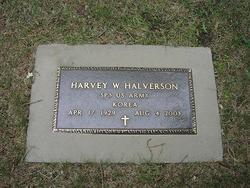 Harvey William Halverson