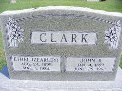 Ethel <i>Zearley</i> Clark
