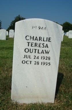 Charlie Teresa Outlaw