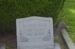 Blanche <i>Hesse</i> Davis