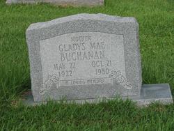 Gladys Mae Bachanan