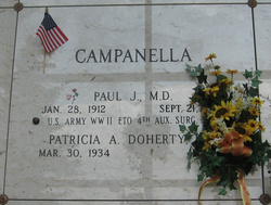 Dr Paul J Campanella