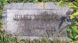 Juliet May Hannah