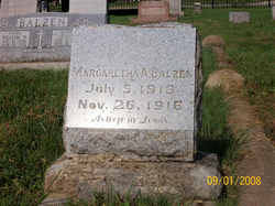 Margaretha Anna Balzen