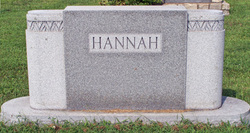 Susan Hattie <i>Masterson</i> Hannah