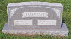 Henry Kennedy Hannah, Jr