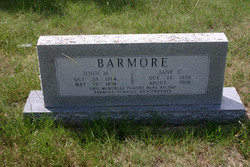 Jane Catherine <i>Tunnell</i> Barmore