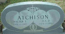 Walter Ellis Atchison