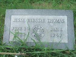 Jesse Webster Thomas