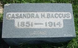 Casandra Cassie <i>Harvick</i> Baccus