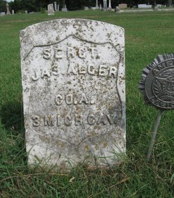 Sgt James Alger
